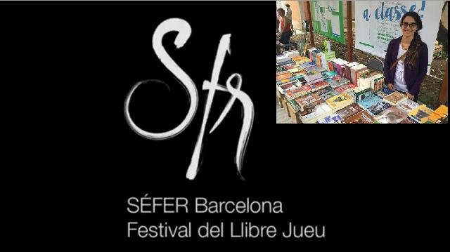 Llega Sefer Barcelona 2018, con Sandra Cywis