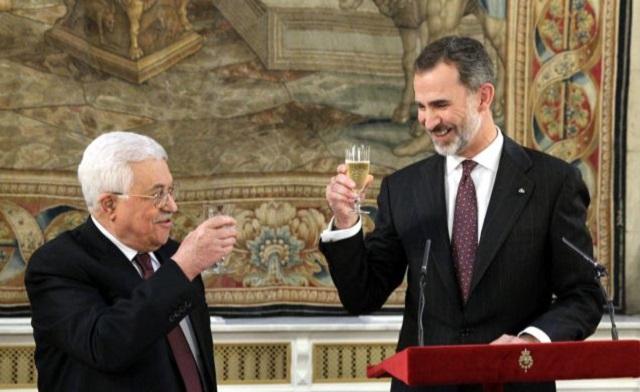 Reuven Rivlin y Mahmud Abbás en España: cobertura mediática