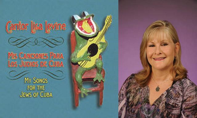 Lisa Levine: jazanut para Cuba