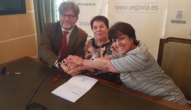 Segovia y Centro Sefarad-Israel: más de una década de colaboración, con Claudia Santos