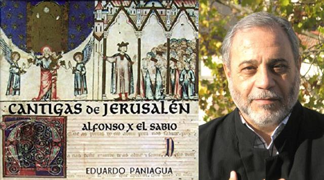 """Las """"Cantigas de Jerusalén"""" de Alfonso X el Sabio, por y con Eduardo Paniagua"""