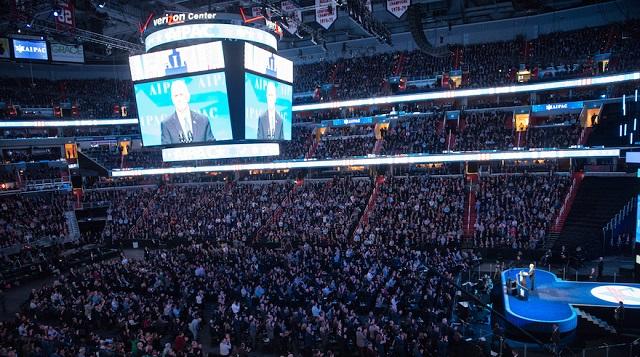 La reunión de AIPAC en Washington