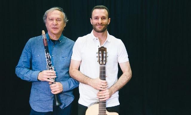 Solan y Solan: un duo de solistas muy familiar, ahora en Argentina