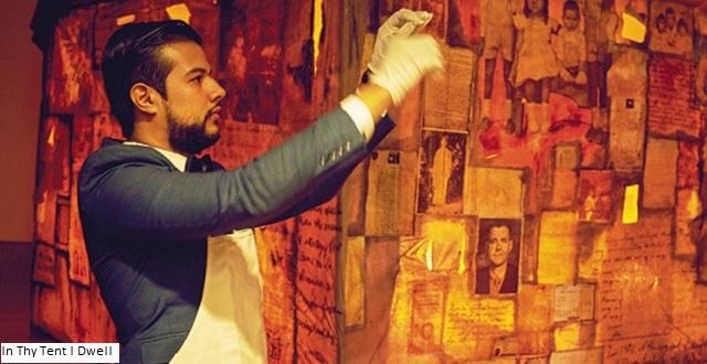 Jônatas Chimen Dias DaSilva-Benayon: A Crypto-Jewish Artist from Brazil