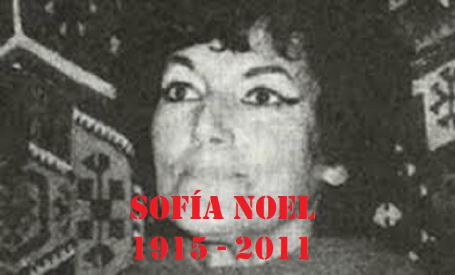 """Con Sofía Noel (Z""""L), primera dama del canto sefardí en España"""