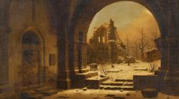 """La folle gioia della santità: """"La storia dell'eremita Richard Raynal"""" di R. H. Benson"""