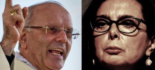Nunzio Galantino e Boldrini: migranti, risorse economiche e soluzione a problema denatalità. Dobbiamo incentivare invasione islamista