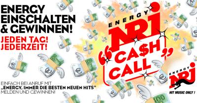 ENERGY CASH CALL bei Radio Hamburg on air   RADIOSZENE