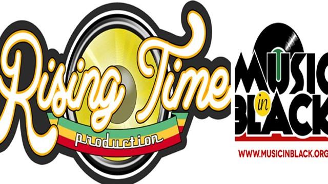 RisingTime e MusicinBlack