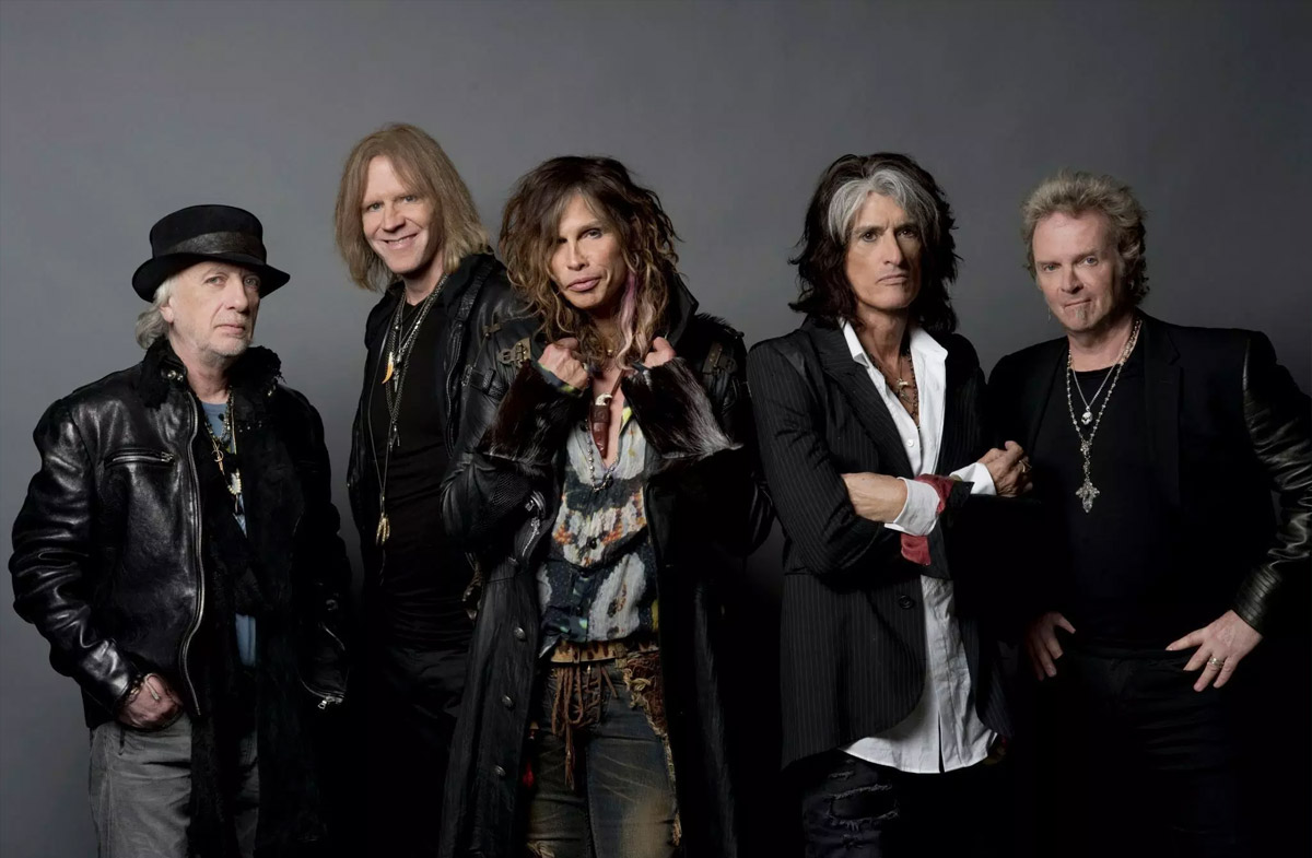 AEROSMITH - RADIO Z ROCK POP