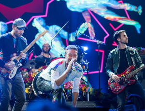 Coldplay gana el premio al mejor video musical de rock en los VMA 2020