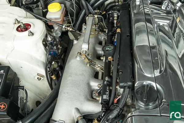Fuel Rail, Nissan RB26DETT