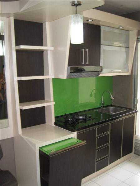 jasa bikin kitchen set