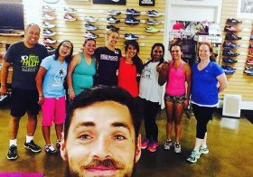 Awesome session tonight! #Repost @jkarrenfit ・・・Incredible group of runners and friends tonight at week 2 of my Core Strength for Runners series at @redrockrunningco!!! Join me every Wed at 6:30pm at our Cheyenne location! Contact jkarrenfit@gmail.com for more info. [instagram]