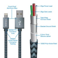 Heavy Duty Lightning Cable (45cm-3m)