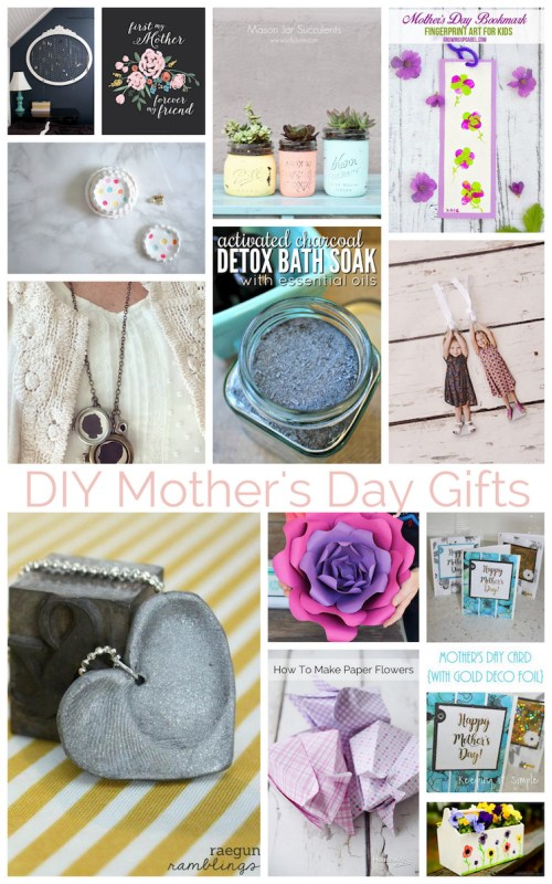 Medium Of Diy Mothers Day Gifts