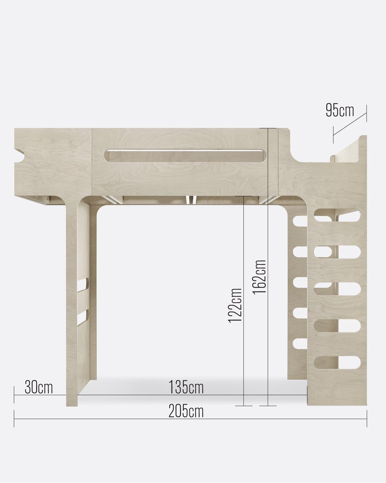 F Bunk Bed Designer Furniture For Children39s Room Rafa