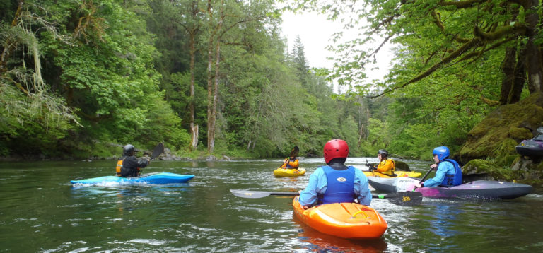 Whitewater Beginner Course
