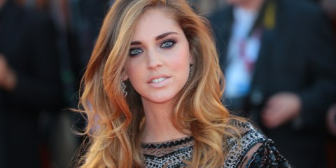 Chiara Ferragni, fashion blogger