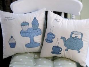 Tea Time Cushions