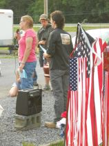 Vigil at Riverdale Mobile Home Community, Jersey Shore, Pennsylvania, May 31st, 2012