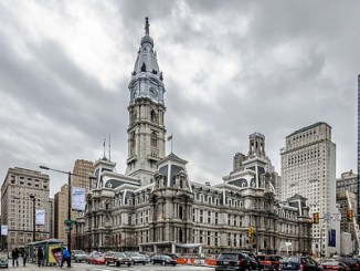 "Photo credit: Maciek Lulko, ""Philadelphia City Hall,"" Flickr https://flic.kr/p/ptxtNo"