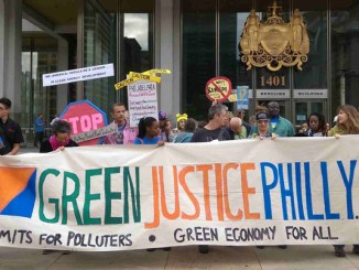 Photo credit: Green Justice Philly web page.