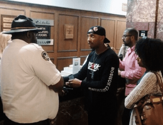 My Experience of Racial Profiling at Chicago's Congress Plaza Hotel