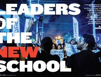 Ebony: Leaders of the New School