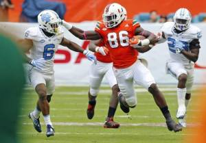 [#FilmWithFive] Prospect Preview: TE David Njoku