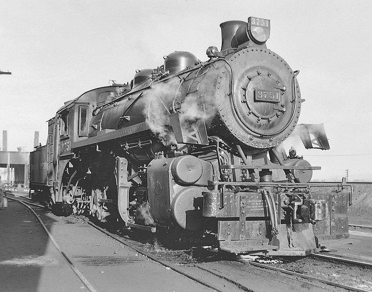 Richard Leonard39s Steam Locomotive Archive Canadian