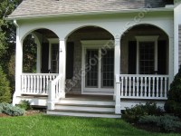 Front Porch Railing Ideas | Joy Studio Design Gallery ...