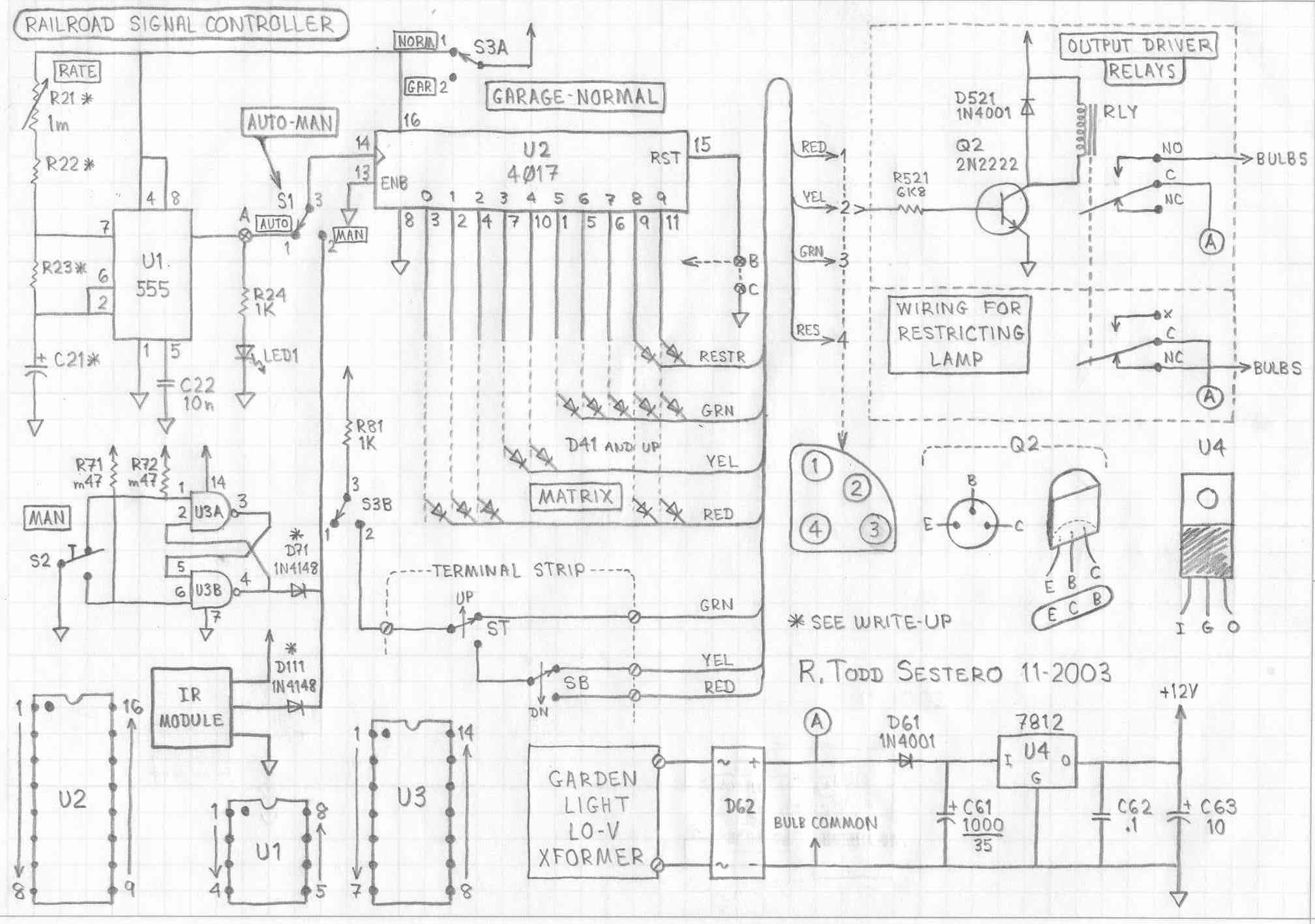 c61 wiring diagram