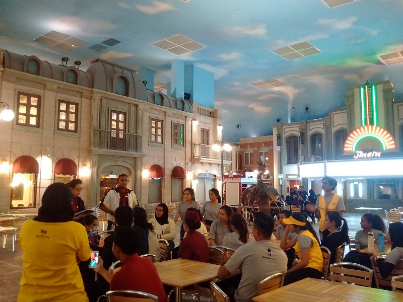 A Sneak Peek inside KidZania Singapore as we all are counting down to its official opening!!