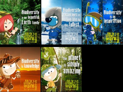 Kids for a Greener World (KidZania Singapore)