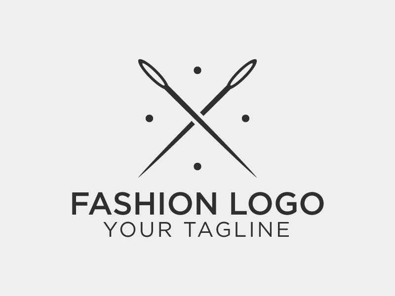 Fashion Logo Template RainbowLogos - fashion template