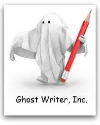 Ghost writer fees