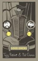 Good Omens - Terry Pratchett and Neil Gaiman - Anniversary Hardcover