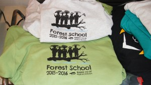 Forest School Tees