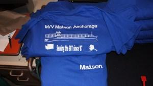 Matson T-shirts