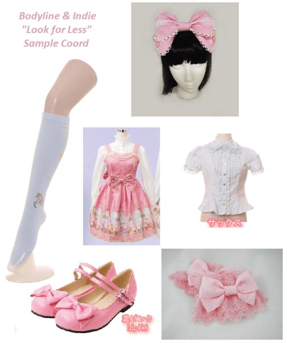 Bodyline Cinderella Bunny Coord