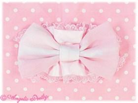 Misty Sky Scrunchie - Pink