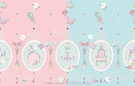 Angelic Pretty x Imai Kira La Princesse Sucre