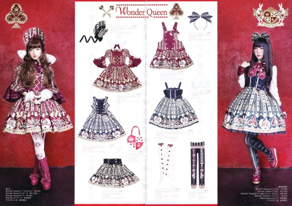 Angelic Pretty Wonder Queen