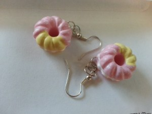 Sweet lolita earrings