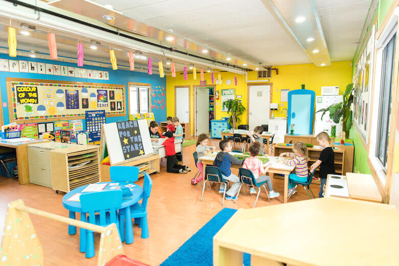What makes a good daycare space design? by Rainforest Learning Centre