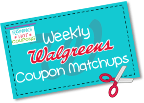 wags Walgreens Matchups 1/13 1/19