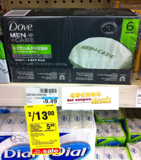 dove men care soapdeal
