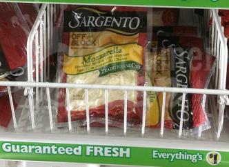 sargento cheese at dollar tree