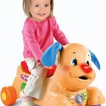 Amazon: *HOT* Fisher-Price Laugh and Learn Stride-to-Ride Puppy Only $29.99 Shipped (Reg. $49.99!)